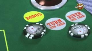 How to Play: Texas Hold 'Em Bonus Progressive