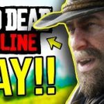 Rockstar Caved! Poker! Ponchos! New Missions! Today's New Red Dead Online Update!