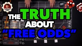 The Truth about Free Odds | Casino Craps