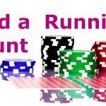 Learn to Find a Running Count in Blackjack!