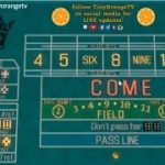 "Craps guide for beginners Vid 1: The Field Bet, probabilites, and the ""Gamblers Fallacy"""