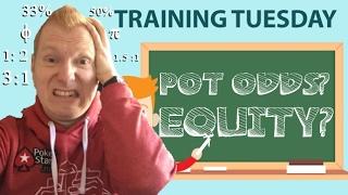 POT ODDS, EQUITY & MATH IN POKER [Poker Strategy]