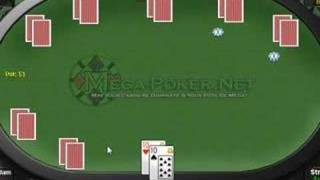Mega-Poker.Net: Learn to Play Poker – Betting Strategy