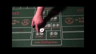 How to Play Craps Part 7 (Center Bets)