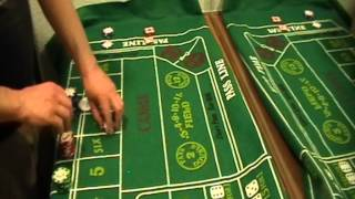 Craps Lesson #4.  Odds on 5 & 9