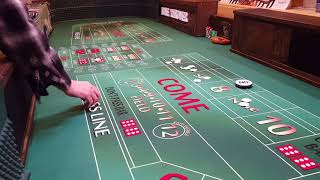Dice control How to win in craps. 3V on a bouncy table.