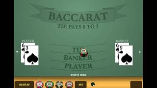 [The Inversion Method] NEW Baccarat Betting Strategy + 100% Focused On Patterns To Win $200+ HR!