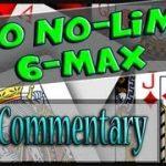 50NL 6 Max Online Cash Game Poker – Texas Holdem Poker Strategy – Live Coaching