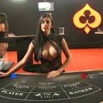 Sexy Dealer: Taty | Live Baccarat