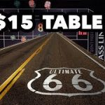 $15 Table Ultimate Craps Strategy