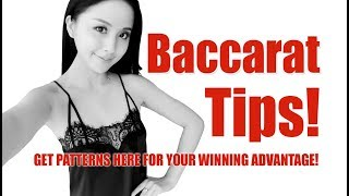 Baccarat winning tips – #15 Baccarat basics  you need to know on  becoming a Pro!