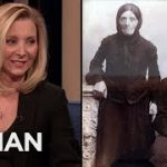 Lisa Kudrow's Great Great Great Grandparents Did Not Age Well – CONAN on TBS