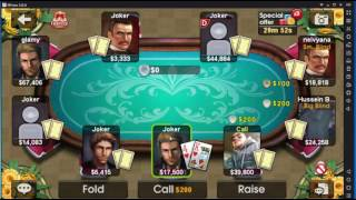 How to Play DH Texas Poker – Texas Hold'em on Pc with Memu Android Emulator