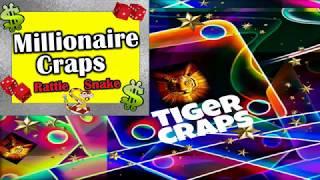 💲Millionaire Craps Snake Pit – 🐍 Rattlesnake Preliminary Betting Strategy