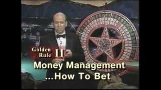 """MOST SUCCESSFUL """"CASINO MONEY MANAGEMENT"""" VIDEO   Blackjack   Craps   Roulette   Baccarat   Slots  """
