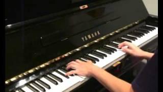 Rihanna – Russian Roulette (piano cover)