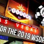 WSOP POKER PREPARATION 2019  –  HK to MACAU to LAS VEGAS | Travel Vlog