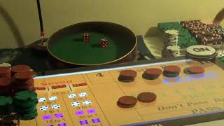 My X-Large Window Craps Strategy Documented Session 2 For All Craps Players