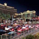 Shooting Craps in Las Vegas