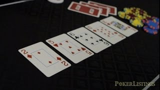How to Play Texas Hold'em Poker – Live Poker Basics Tutorials