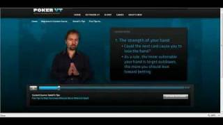 Daniel Negreanu Poker Tips 4 of 25 – Five Tips to Help You Know When to Bet or When to Check