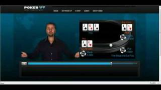 Daniel Negreanu Poker Tips 16 of 25 – The Stop and Go Play