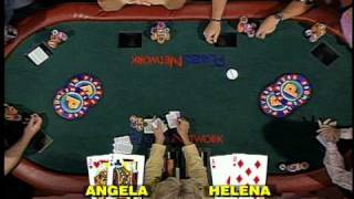 Limit Hold'em 4, Learn from the poker pros!