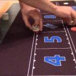 Craps Dealer Practice Mat