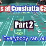 Real Craps Game at Coushatta Casino, Part 2 of 2