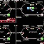 MUST WATCH!!! Crazy game plan :) Zoom Poker Learn – 1 / 9