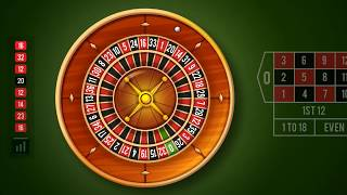 Roulette Strategy 2019 (Video2)