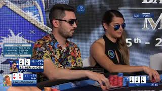 €110,000 for 1st | €1,100 Main Event Day 2 – 888poker LIVE Barcelona