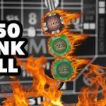 How to Win at Craps $150 Bankroll