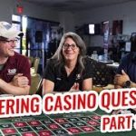ANSWERING CASINO QUESTIONS #3 | Casino Gaming Chat 2019