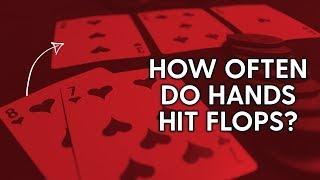 How Often Do Hands Hit Flops In Poker? | SplitSuit