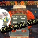 CRAPS STRATEGY – THE OLD 96'ER