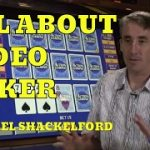 "All about Video Poker with casino gambling expert Michael ""Wizard of Odds"" Shackleford"
