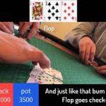 Poker Vlog 17. Tournament poker. Learn poker. Mihael Korica.