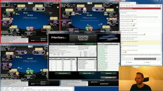 MTT Coaching – 180 men SNG and Knockout tournaments – Aarnimetsa – Poker strategy