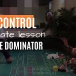 Dice Control Techniques: A Private 1:1 Lesson with the Dominator