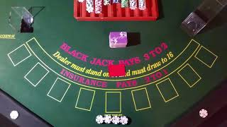 #2 How To Deal #Blackjack Like a #Pro 2019 | #casinoportugal
