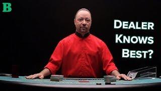 'Play Like the Dealer' Blackjack Strategy: Does It Work?