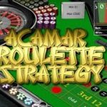 ACAMAR ROULETTE STRATEGY – £183 FAST PROFITS