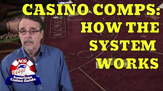 Casino Comps – How The System Works
