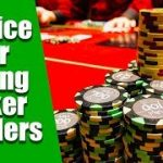 Advice For Young Poker Hustlers (Podcast)
