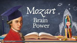 Mozart – Classical Music for Brain Power