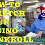 How To Stretch Your Casino Bankroll – With Gambling Author Jean Scott