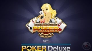 Texas HoldEm Poker Deluxe for iPhone –  iPhone Gameplay Video
