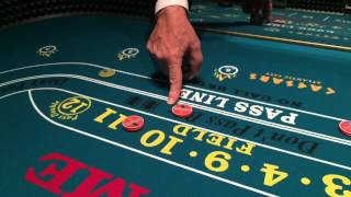 How To Play Craps: How to Bet on Propopsition Bets