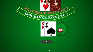 {WOW} Double Deck Blackjack Strategy + 1-3-2-4 and Rising Sun + 4 Sessions And $600 Won/Loss?